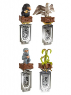 Bukmarker set/4 Fantastic Beasts