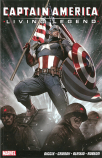 captain america living legend
