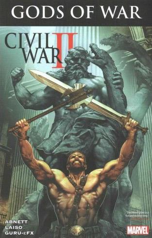 CIVIL WAR II: GODS OF WAR