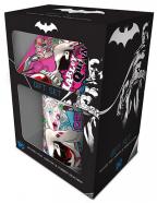 DC Šolja,podmetač i privezak - Harley Quinn