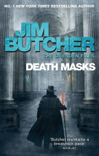 DEATH MASKS: THE DRESDEN FILES, BOOK 5