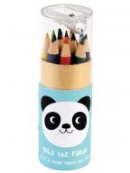 Set drvenih bojica  - Miko The Panda