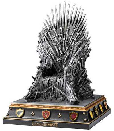 Game of Thrones Držač za knjige - Iron Throne
