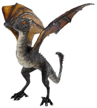 Game of Thrones Figura - Drogon Baby Dragon