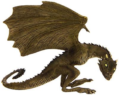 Game of Thrones Figura - Rhaegal Baby Dragon