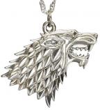 Game of Thrones privezak na lancu - Stark Pendant