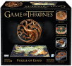 Game of Thrones Puzle 4D - Map of Essos