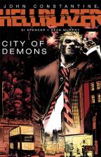 HELLBLAZER - CITY OF DEMONS