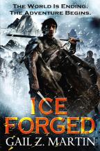 ICE FORGED (ASCENDANT KINGDOMS SAGA)
