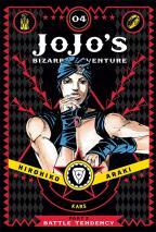 Jojo's Bizarre Adventure: Part 2 - Battle Tendency, Vol. 4
