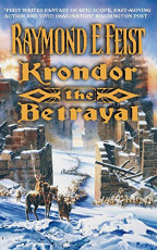 krondor the betrayal the riftwar legacy