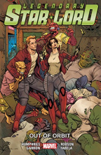 Legendary Star-Lord Vol. 4: Out Of Orbit