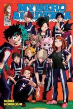 My Hero Academia, Vol. 04
