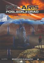 Polaris: Poslednji grad Book Cover