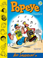 popeye classics moon goon and more volume 2