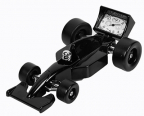 Sat - Black Racing Car