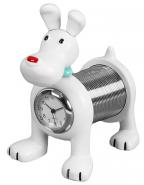 Sat - White Spring Dog