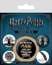 set bedzeva - harry potter symbols