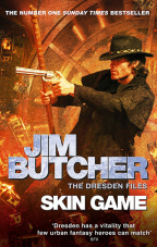 SKIN GAME: THE DRESDEN FILES, BOOK 15