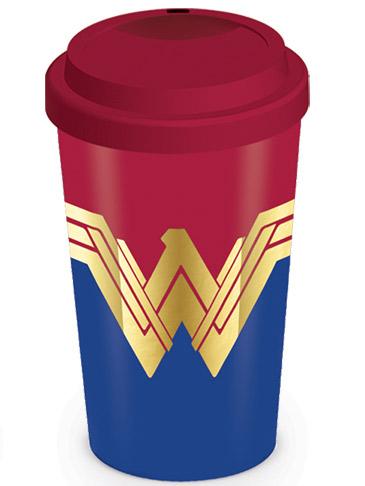 Šolja za poneti - Wonder Woman Emblem Travel