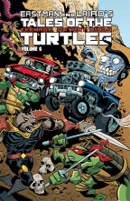 TALES OF THE TEENAGE MUTANT NINJA TURTLES, VOL. 6