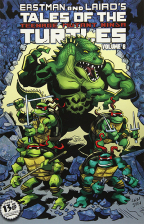 TALES OF THE TEENAGE MUTANT NINJA TURTLES, VOL. 8