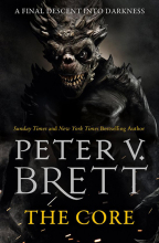 the core the demon cycle book 5