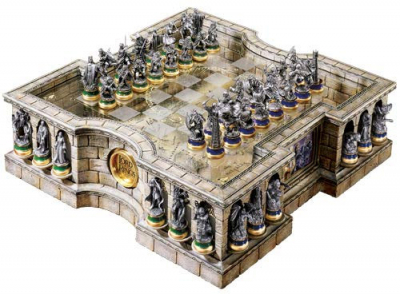 The Lord of the Rings Šah, Collectors Chess
