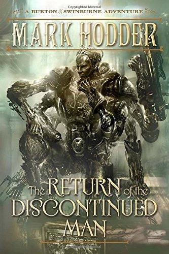THE RETURN OF THE DISCONTINUED MAN (BURTON & SWINBURNE)