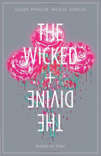 THE WICKED + THE DIVINE VOLUME 4: RISING ACTION