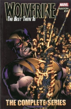 WOLVERINE - THE BEST THERE IS: THE COMPLETE SERIES