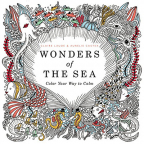WONDERS OF THE SEA: COLOR YOUR WAY TO CALM