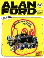 Alan Ford klasik 52: Superhikov veliki pothvat