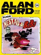 Alan Ford klasik 54: Nestao je Bubu