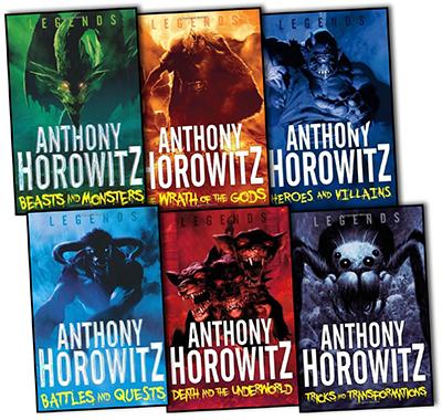 Anthony Horowitz – Legends Set