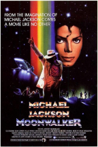 Moonwalker / Michael Jackson, blu-ray