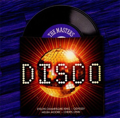 CD VARIOUS/MASTERS SERIES..DISCO