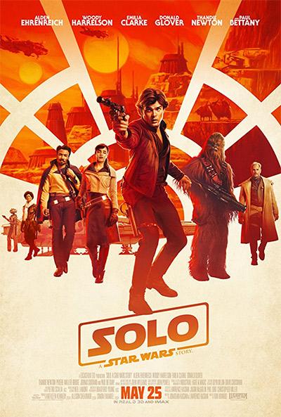 Solo: Priča iz ratova zvijezda, dvd