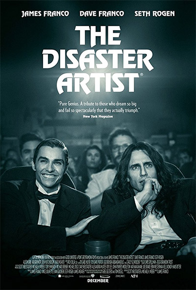 DVD, THE DISASTER ARTIST