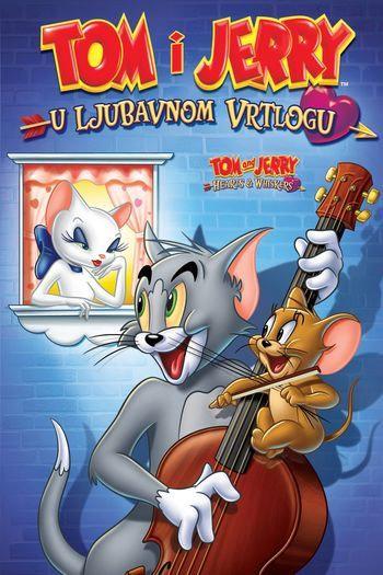 Tom i Jerry: U ljubavnom vrtlogu, dvd