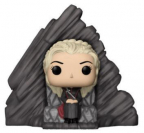 figura - got daenerys on dragonstone throne
