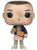 Figura - Stranger Things, Eleven/Eggos