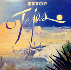 Tejas By Zz Top (1988-03-17) (Purple Vinyl)