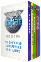 Theodore Boone Series Collection