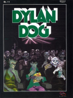 Dylan Dog - gigant br. 11