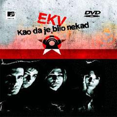 KAO DA JE BILO NEKAD, DVD