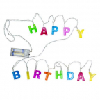 Lampice - Happy Birthday