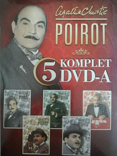 POIROT 5 DVD
