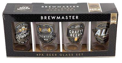 Set Čaša - Brewmaster Beer