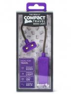 The Really Compact - Lampica za knjige, Purple
